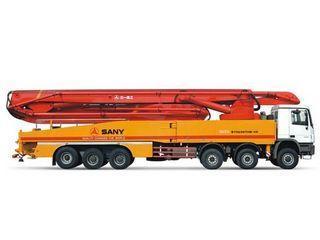 三一重工 SY5630THB66 泵車圖片