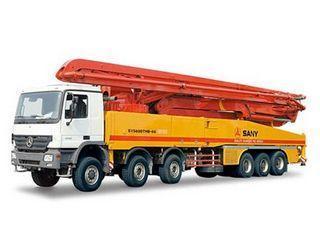 三一重工SY5510THB62泵车