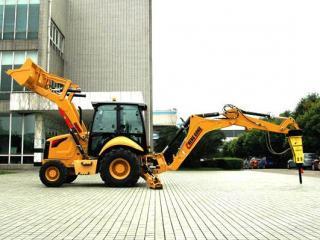 成工 860H(标准挖掘臂) 两头忙