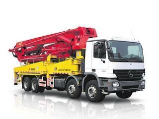 三一重工SY5415THB48泵车
