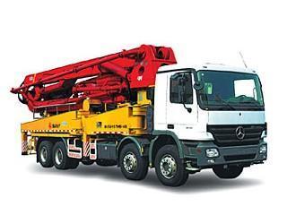 三一重工 SY5295THB37 泵車圖片