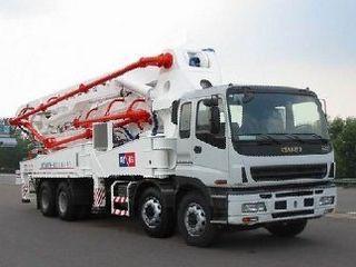 鸿达建工 HDT5340THB-42/4 泵车