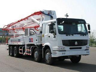 鸿达建工 HDT5350THB-42/4 泵车