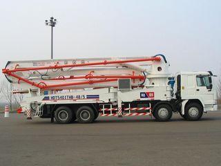 鸿达建工 HDT5401THB-48/5 泵车