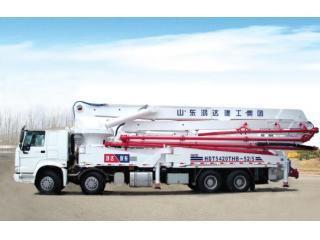 鸿达建工 HDT5420THB-52/5 泵车