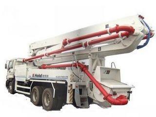 鸿得利 HDL5250THBIS-37M 泵车