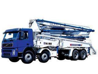 徐工 HB43 泵車圖片