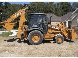 凯斯 590MSuperMSeries3 挖掘装载机