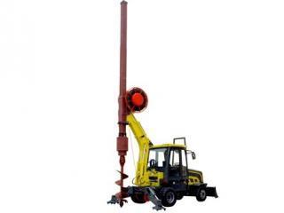 一拖 DFR20轮式多功能旋挖钻机 旋挖钻