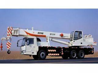 抚挖重工 QY25F 起重机