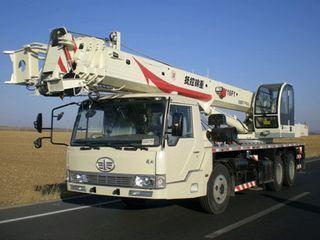 抚挖重工 QY16F1 起重机