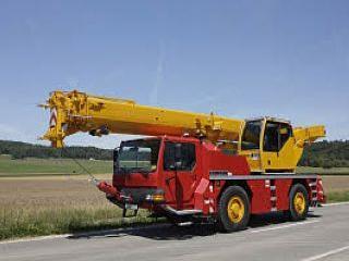利勃海尔LTM1040-2.1起重机