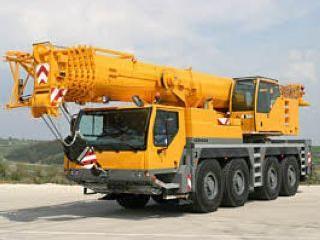 利勃海尔 LTM1090-4.1 起重机