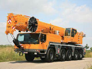 利勃海尔 LTM1130-5.1 起重机