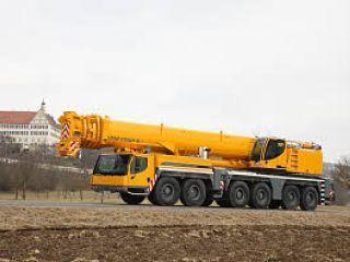 利勃海尔 LTM1350-6.1 起重机