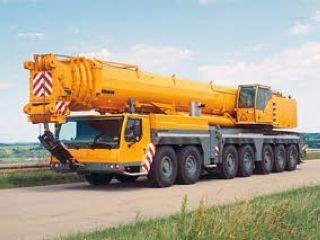 利勃海尔 LTM1400-7.1 起重机