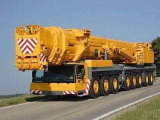 利勃海尔 LTM1500-8.1 起重机