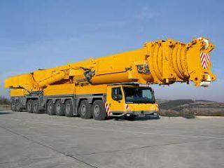利勃海尔 LTM11200-9.1 起重机