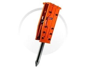 复兴 BH450直立型 破碎锤
