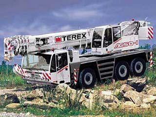 特雷克斯 AC50-1 起重机
