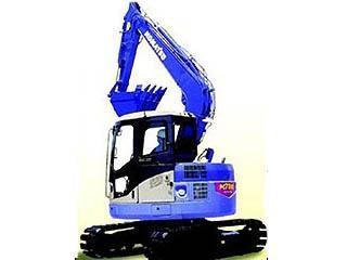 小松PC78US-6电动挖掘机