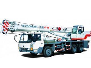 中联重科 QY16H431 起重机