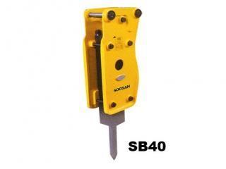 水山 SB40塔型 破碎锤
