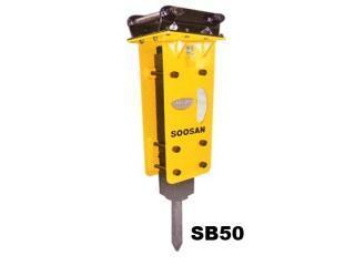 水山 SB50塔型 破碎锤