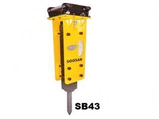 水山 SB43塔型 破碎锤图片