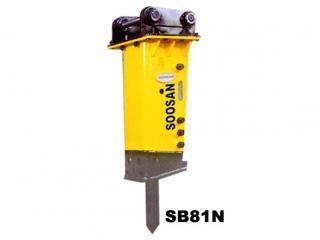 水山 SB81N塔型 破碎锤