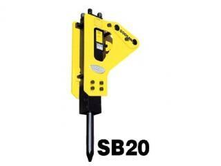 水山 SB20三角型 破碎锤