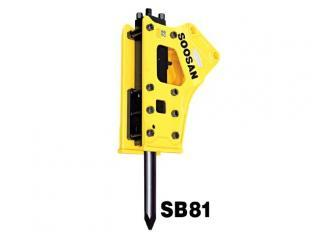 水山 SB81三角型 破碎锤
