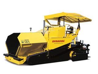 德马格 DF145C 沥青摊铺机