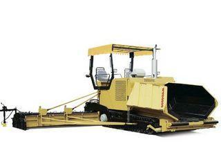 天工 WTD9501/WTD9512 沥青摊铺机