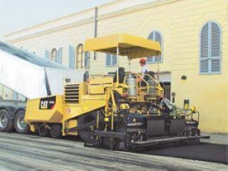 卡特彼勒 AP600 沥青摊铺机