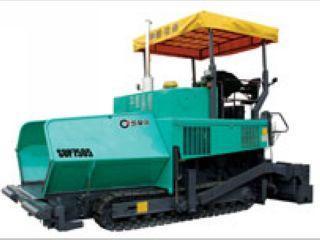 凯莫尔重工 SUP7501 沥青摊铺机