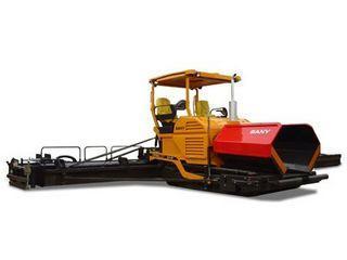 三一重工LTU120F沥青摊铺机