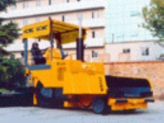 陕建机械 LTL60 沥青摊铺机
