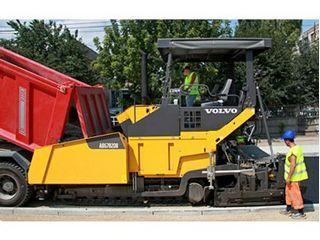 沃尔沃 ABG7820B 沥青摊铺机