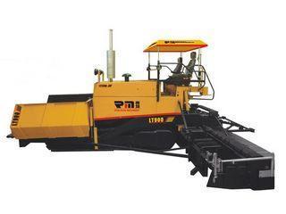 西筑 LTB900 沥青摊铺机