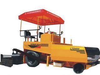 西筑LTD450沥青摊铺机