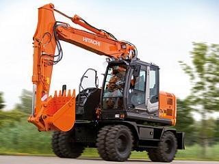 日立 ZX145W-3 挖掘机