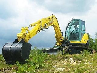 洋马SV100-1挖掘机
