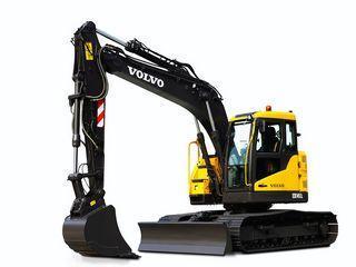 沃尔沃ECR145CL短尾挖掘机