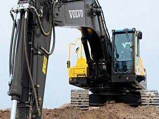 沃尔沃EC340D挖掘机
