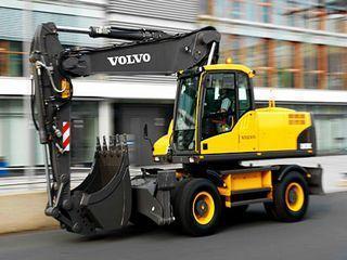 沃尔沃EW230C挖掘机