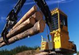 沃尔沃FC2924C伐木机挖掘机