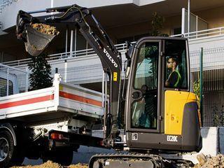 沃尔沃EC20C挖掘机
