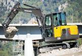 沃尔沃EC55C挖掘机