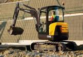 沃尔沃ECR48C挖掘机
